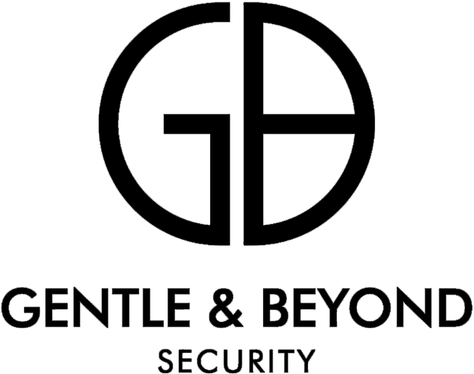 gb zwart logo x